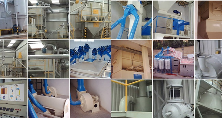 Feed Mill & Equipments